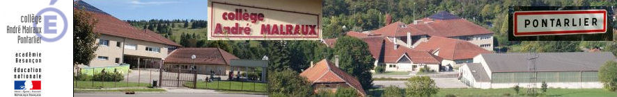 Coll�ge Malraux - Pontarlier
