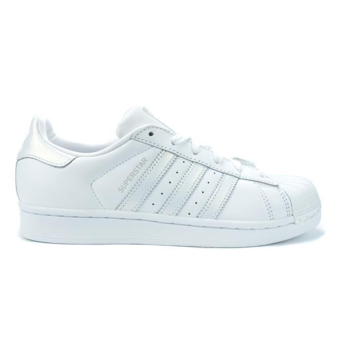 superstar adidas blanche femme