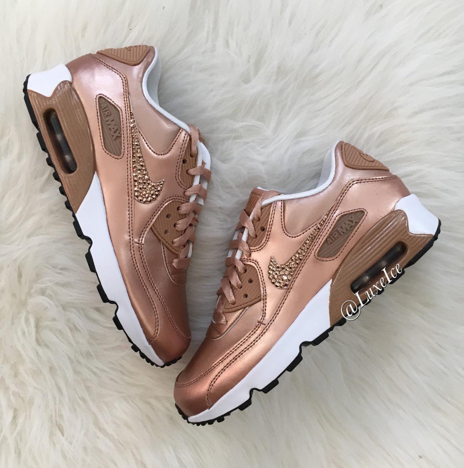 air max gold femme