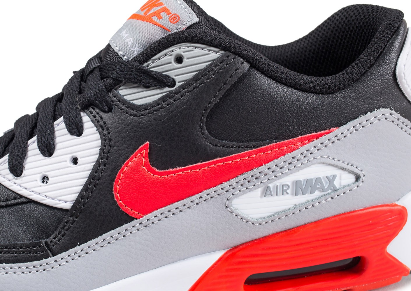 first rate cheap prices casual shoes air max 90 leather rouge