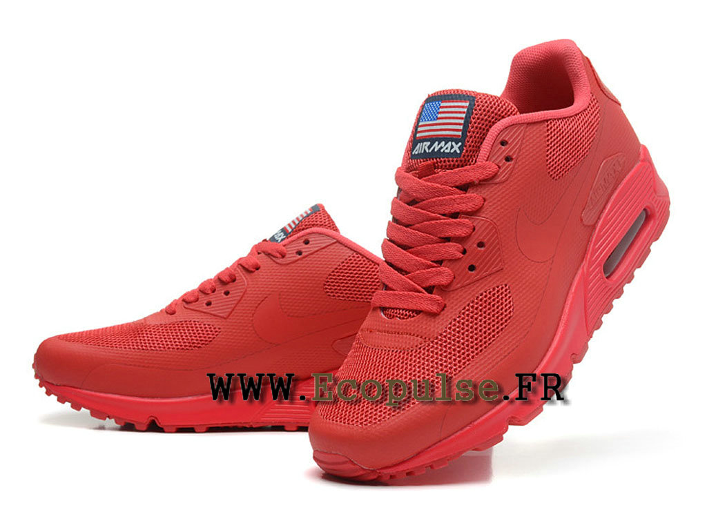 air max hyperfuse usa rouge