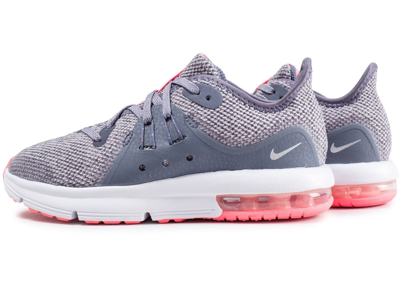 nike air max enfant rose