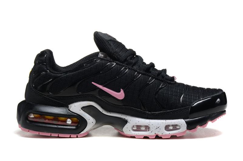 various design nice cheap genuine shoes air max tn noir et rose