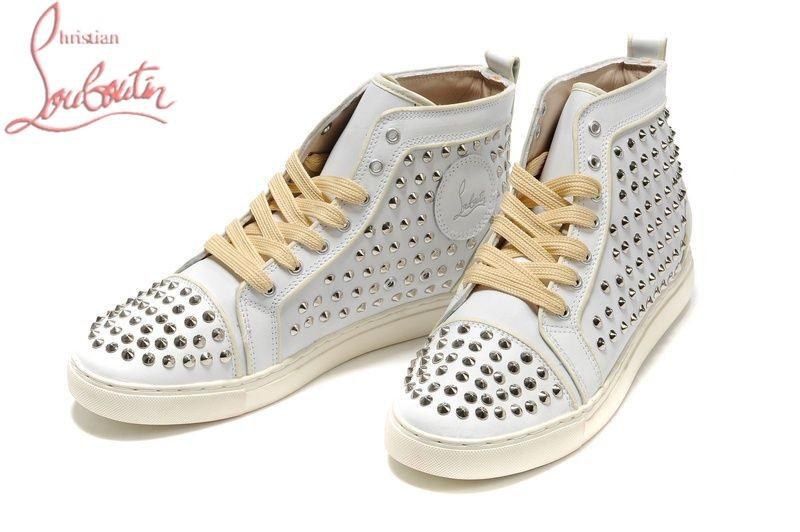 chaussure de marque louboutin pas cher