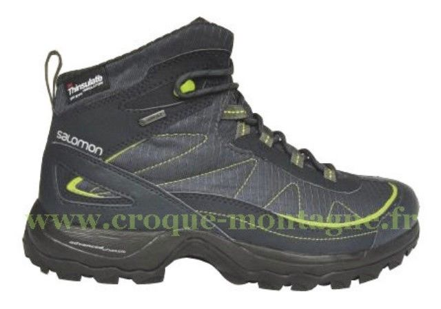 chaussure de neige salomon