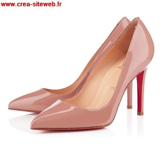 louboutin pigalle spikes pas cher