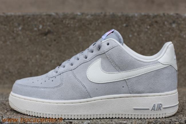 air force 1 gris daim