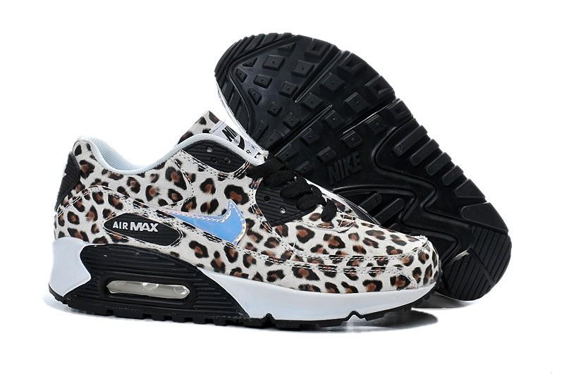 nike air max 90 femme leopard