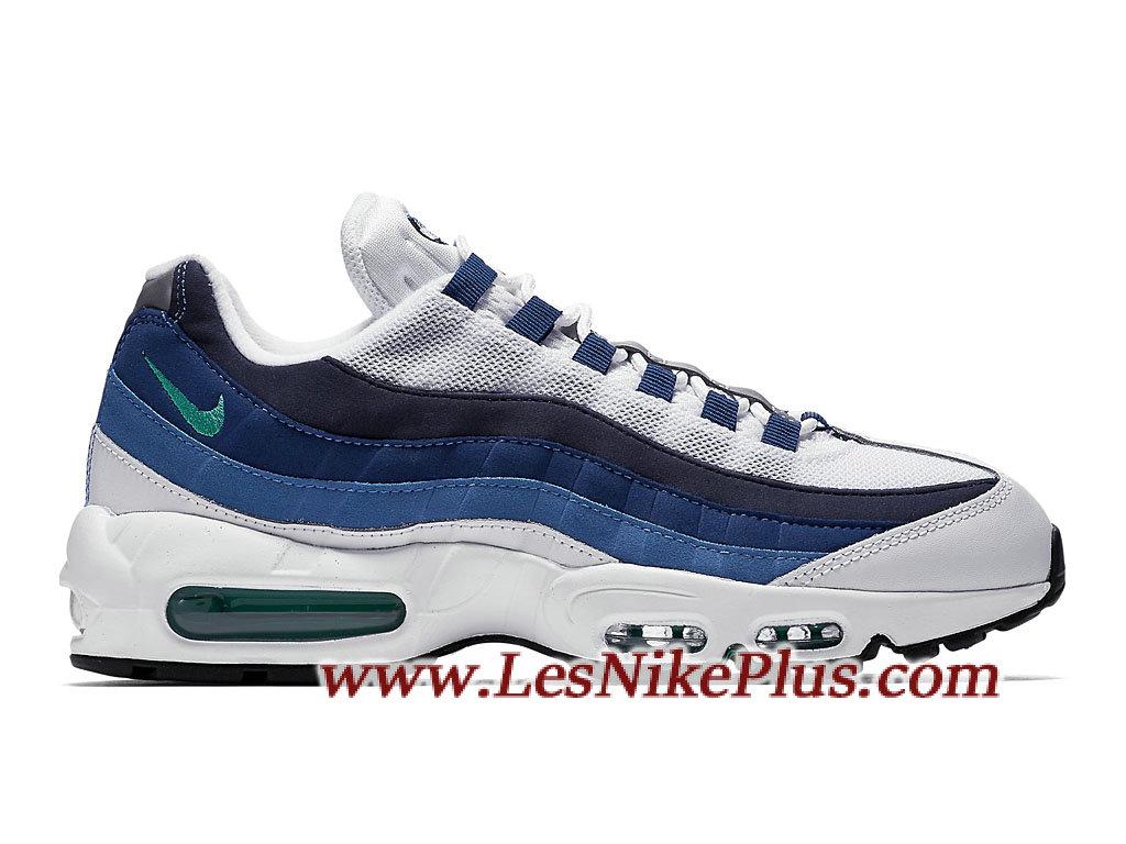 nike air max 95 blanche et bleu