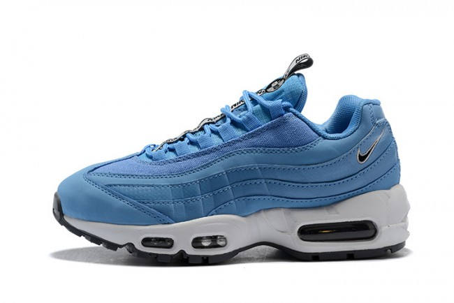 air max 95 bleu blanc royal
