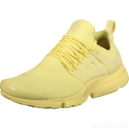 chaussure nike jaune fluo homme