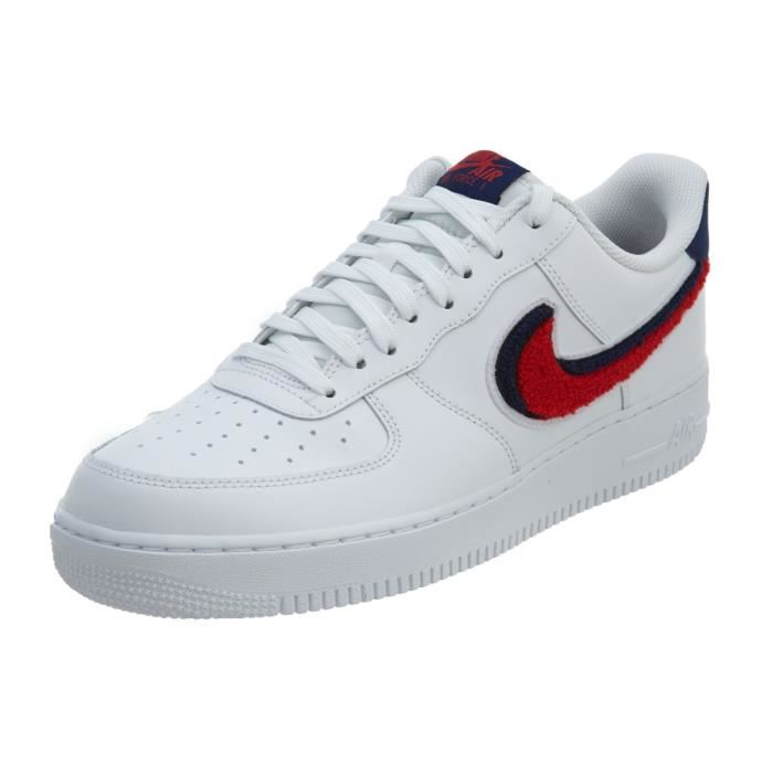the best attitude 2d72a 40025 BASKET NIKE Baskets Air Force 1 07 Chaussures Homme basket nike air force  one homme,nike pas cher air force 1 low noir,air force .