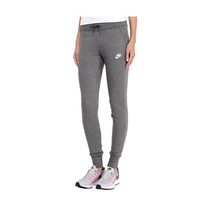 jogging gris nike femme