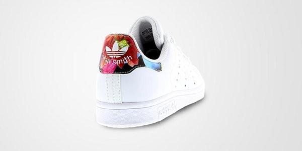 stan smith chaussure foot locker low